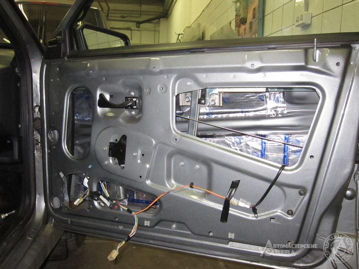 шумоизоляция автомобиля ваз