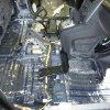Шумоизоляция Chevrolet Captiva 26