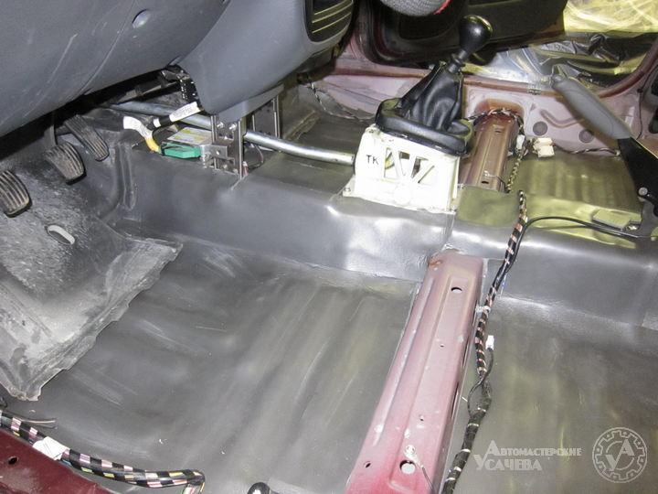 Ремонт своими руками автомобиля шевроле ланос