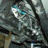 Установка жидкостного отопителя Webasto Thermo Top C (дизель) 12