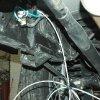 Установка воздушного отопителя Webasto Air Top 4