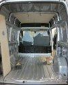 Переоборудование Ford Transit в микроавтобус 3
