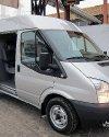 Переоборудование Ford Transit в микроавтобус 8