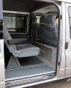 Переоборудование Ford Transit в микроавтобус 13