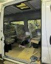 Переоборудование Fiat Ducato в микроавтобус для перевозки пассажиров 12