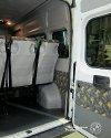 Переоборудование Fiat Ducato в микроавтобус для перевозки пассажиров 32