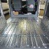Изготовление пола и механизма наклона спинки дивана для Ford Transit Tourneo 2
