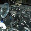 Шумоизоляция торпедо автомобиля Opel Antara (Опель Антара)