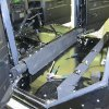 Шумоизоляция и установка жидкостоного отопителя Eberspacher Hidronic D5 на Land Rover Defender 10