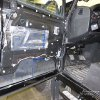 Шумоизоляция и установка жидкостоного отопителя Eberspacher Hidronic D5 на Land Rover Defender 41