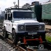 Переоборудование Land Rover Defender в дефектоскопную лабораторию 60