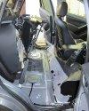 Термо-шумо-виброизоляция салона и колесных арок Mazda CX-5 9