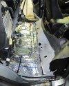 Термо-шумо-виброизоляция салона и колесных арок Mazda CX-5 12