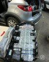 Термо-шумо-виброизоляция салона и колесных арок Mazda CX-5 17
