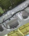 Термо-шумо-виброизоляция салона и колесных арок Mazda CX-5 16