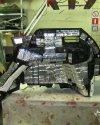 Термо-шумо-виброизоляция салона и колесных арок Mazda CX-5 21