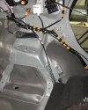 Термо-шумо-виброизоляция салона и колесных арок Mazda CX-5 11