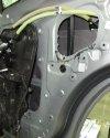 Термо-шумо-виброизоляция салона и колесных арок Mazda CX-5 35