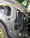 Термо-шумо-виброизоляция салона и колесных арок Mazda CX-5 37