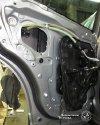 Термо-шумо-виброизоляция салона и колесных арок Mazda CX-5 38