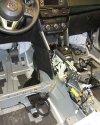 Термо-шумо-виброизоляция салона и колесных арок Mazda CX-5 45