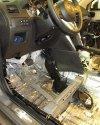 Термо-шумо-виброизоляция салона и колесных арок Mazda CX-5 46