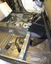 Термо-шумо-виброизоляция салона и колесных арок Mazda CX-5 48