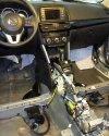 Термо-шумо-виброизоляция салона и колесных арок Mazda CX-5 49