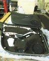Термо-шумо-виброизоляция салона и колесных арок Mazda CX-5 53