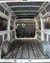Перетяжка салона и изготовление перегородки с мультимедийным подиумом в Peugeot Boxer 10