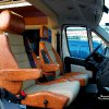 Переоборудование Peugeot Boxer в пассажирский микроавтобус 45