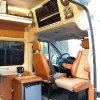 Переоборудование Peugeot Boxer в пассажирский микроавтобус 33