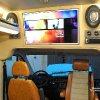 Переоборудование Peugeot Boxer в пассажирский микроавтобус 25