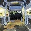 Переоборудование Peugeot Boxer в пассажирский микроавтобус 5