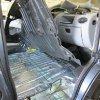 Переоборудование автомобиля LDV Maxus в грузопассажирский 8