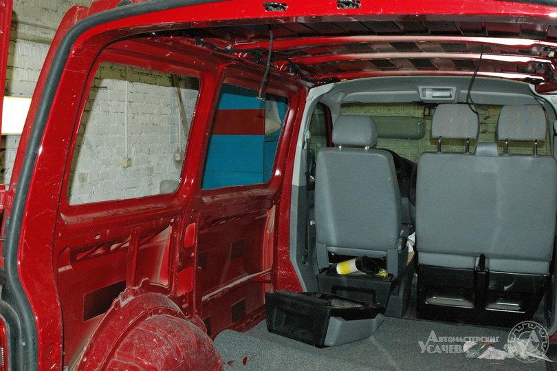Volkswagen transporter for Garage volkswagen paris 10