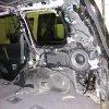 Шумоизоляция Toyota Land Cruiser 200 1