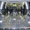 Шумоизоляция автомобиля Toyota Land Cruiser 200 (Тойота Лэнд Крузер 200)