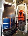 Оборудование Volkswagen Crafter для передвижной лаборатории 7