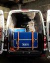 Оборудование Volkswagen Crafter для передвижной лаборатории 5