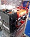 Оборудование Volkswagen Crafter для передвижной лаборатории 9