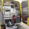 Переоборудование Volkswagen Crafter в телеинспекционную лабораторию 34