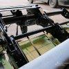 Обшивка салона и установка механизма складывания дивана в Volkswagen Transporter Т5 17