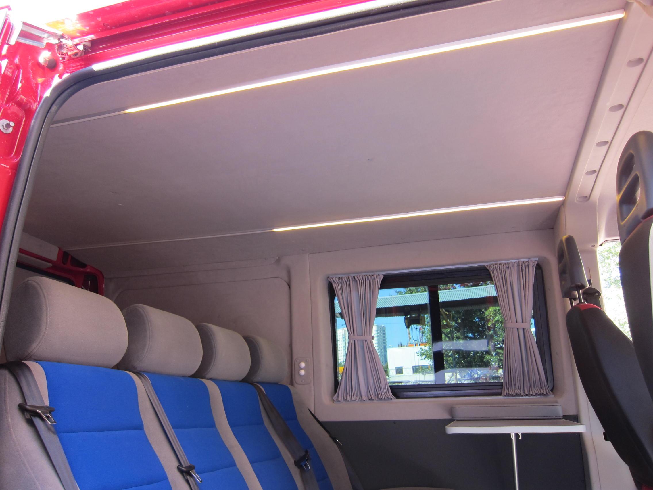 Обшивка дверей микроавтобуса своими руками
