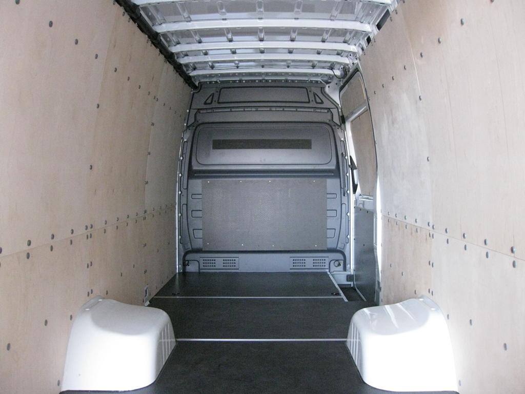 Обшивка фургонов и микроавтобусов